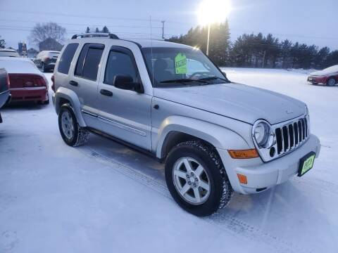 2006 Jeep Liberty for sale at Jeff's Sales & Service in Presque Isle ME