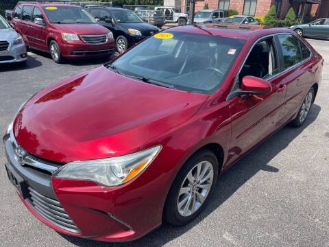 2015 Toyota Camry for sale at KINGSTON AUTO SALES in Wakefield RI