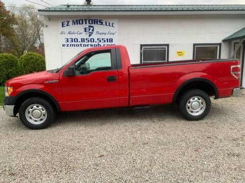 2011 Ford F-150 for sale at EZ Motors in Deerfield OH