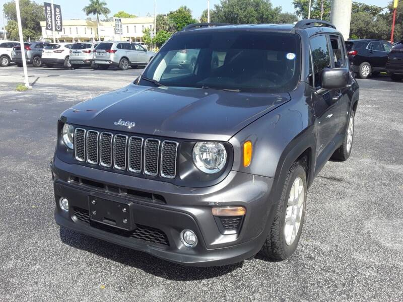 2019 Jeep Renegade for sale at YOUR BEST DRIVE in Oakland Park FL
