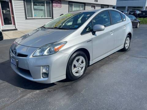 2010 Toyota Prius for sale at Shermans Auto Sales in Webster NY