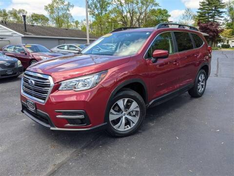 2019 Subaru Ascent for sale at GAHANNA AUTO SALES in Gahanna OH