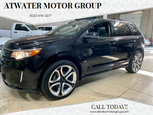 2013 Ford Edge for sale at Atwater Motor Group in Phoenix AZ