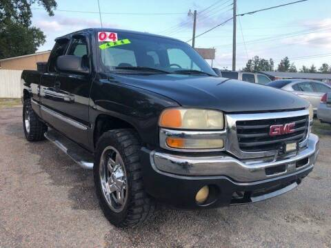 2004 GMC Sierra 1500 for sale at Harry's Auto Sales, LLC in Goose Creek SC