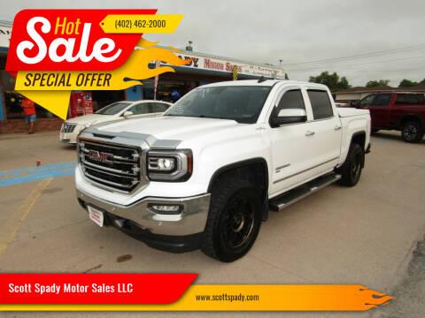 2018 GMC Sierra 1500 for sale at Scott Spady Motor Sales LLC in Hastings NE