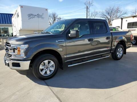 2018 Ford F-150 for sale at Kell Auto Sales, Inc - Grace Street in Wichita Falls TX