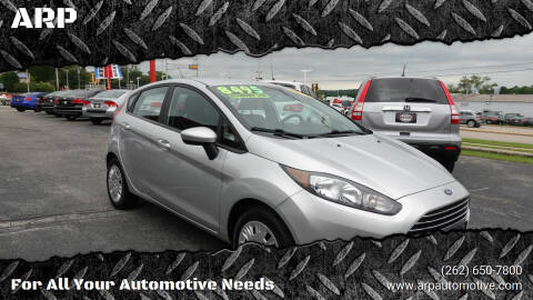 2016 Ford Fiesta for sale at ARP in Waukesha WI