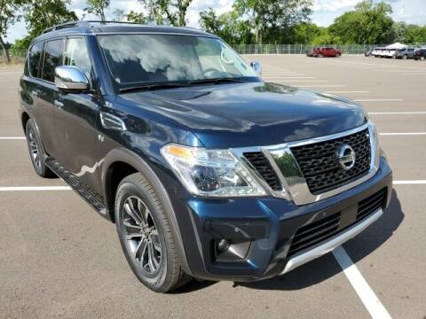 2018 Nissan Armada for sale at CON ALVARO ¡TODOS CALIFICAN!™ in Columbia TN
