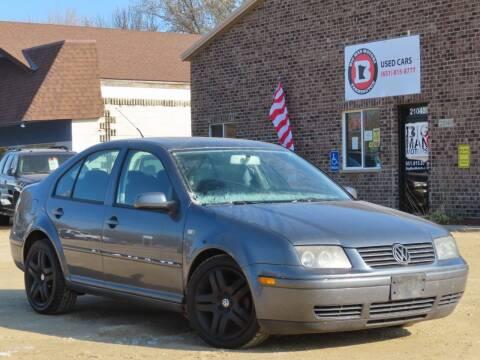 2004 Volkswagen Jetta for sale at Big Man Motors in Farmington MN