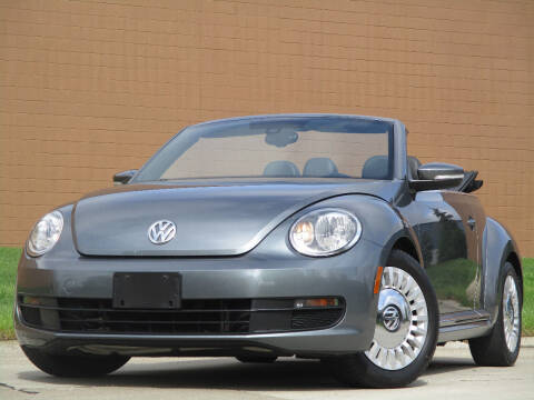2016 Volkswagen Beetle Convertible for sale at Autohaus in Royal Oak MI