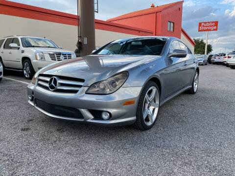 2010 Mercedes-Benz CLS for sale at JC AUTO MARKET in Winter Park FL
