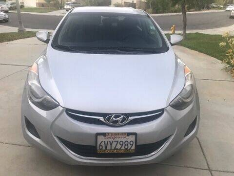 2011 Hyundai Elantra for sale at Faith Auto Sales in Temecula CA