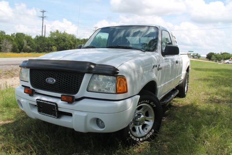 2002 Ford Ranger for sale at Elite Car Care & Sales in Spicewood TX