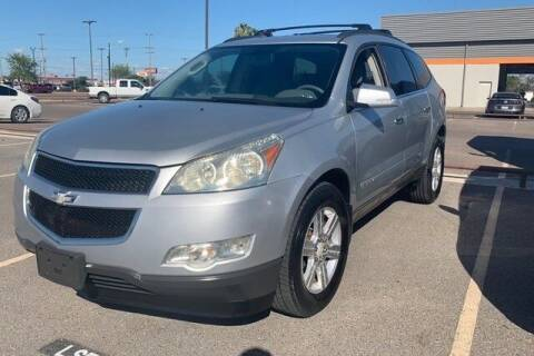 2009 Chevrolet Traverse for sale at FREDY USED CAR SALES in Houston TX