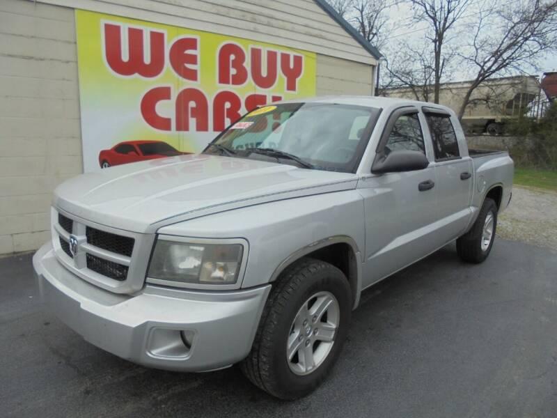 2011 RAM Dakota for sale at Right Price Auto Sales in Murfreesboro TN
