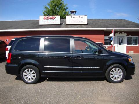 2014 Chrysler Town and Country for sale at G and G AUTO SALES in Merrill WI