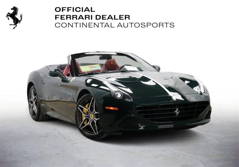 2018 Ferrari California T for sale in Hinsdale, IL