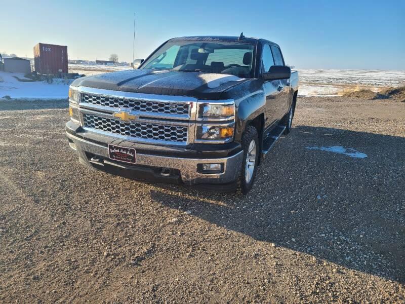 2015 Chevrolet Silverado 1500 for sale at BROTHERS AUTO SALES in Eagle Grove IA