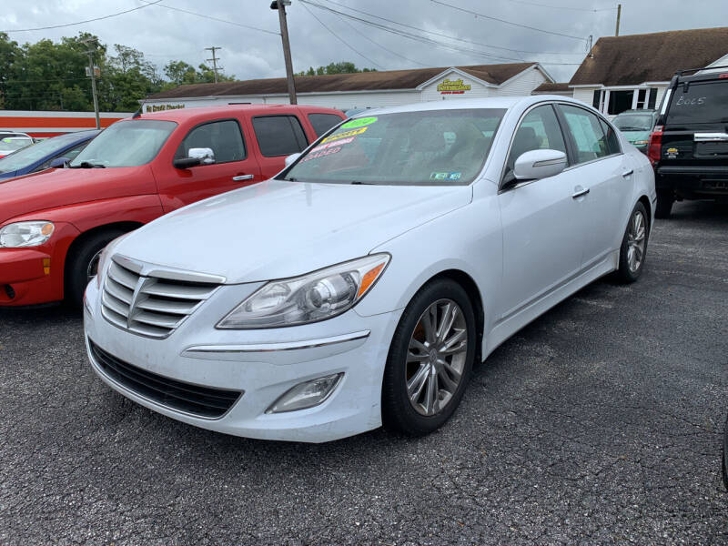 2014 Hyundai Genesis for sale at Credit Connection Auto Sales Dover in Dover PA