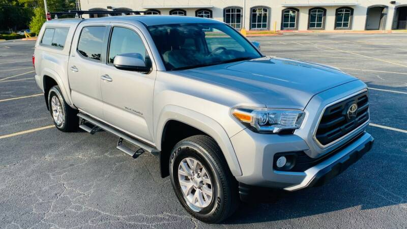 2018 Toyota Tacoma for sale at H & B Auto in Fayetteville AR
