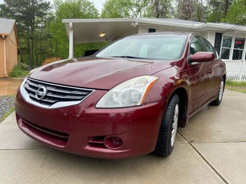 2012 Nissan Altima for sale at Efficiency Auto Buyers in Milton GA