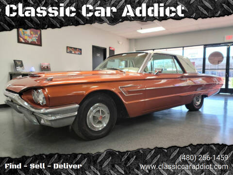 1965 Ford Thunderbird for sale at Classic Car Addict in Mesa AZ