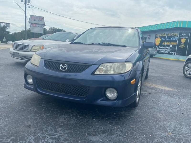 2003 Mazda Protege5 for sale at my USA motors - (Bad Credit? MYBUYHEREPAYHERE.com) in Brooksville FL