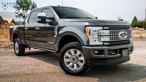 2017 Ford F-250 Super Duty for sale at MUSCLE MOTORS AUTO SALES INC in Reno NV