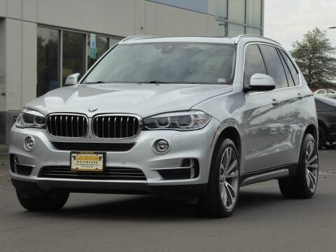 2015 BMW X5 for sale at Loudoun Motor Cars in Chantilly VA