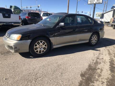 2003 Subaru Outback for sale at Mikes Auto Inc in Grand Junction CO