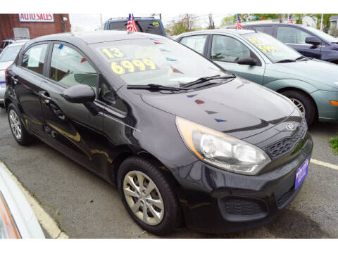 2013 Kia Rio 5-Door for sale at MICHAEL ANTHONY AUTO SALES in Plainfield NJ