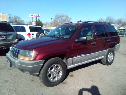 2000 Jeep Grand Cherokee for sale at Larry's Auto Sales Inc. in Fresno CA