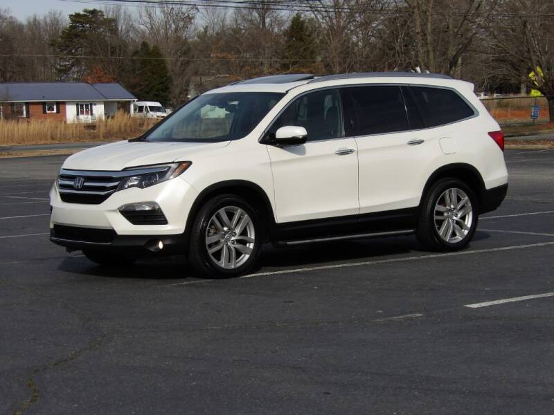 2017 Honda Pilot for sale at Access Auto in Kernersville NC