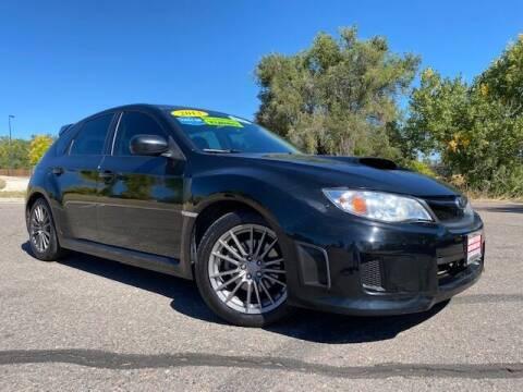 2013 Subaru Impreza for sale at UNITED Automotive in Denver CO