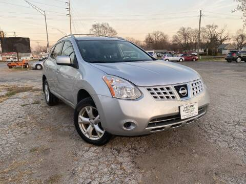 2008 Nissan Rogue for sale at Rocket Cars Auto Sales LLC in Des Moines IA