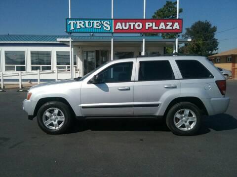 2007 Jeep Grand Cherokee for sale at True's Auto Plaza in Union Gap WA