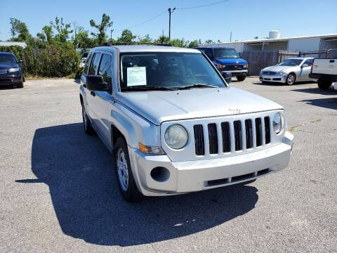 2009 Jeep Patriot for sale at Jamrock Auto Sales of Panama City in Panama City FL