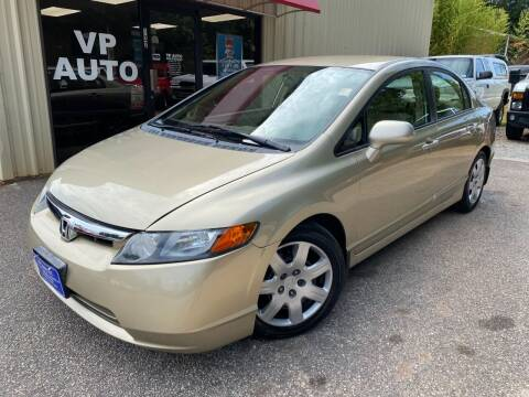 2008 Honda Civic for sale at VP Auto in Greenville SC