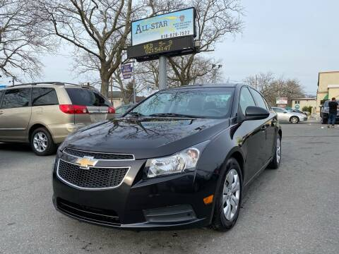2014 Chevrolet Cruze for sale at All Star Auto Sales and Service LLC in Allentown PA