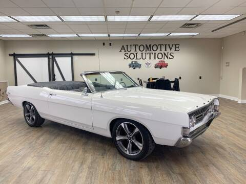 1968 Ford Torino for sale at Automotive Solutions in Louisville KY