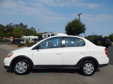 2000 Toyota ECHO for sale at Direct Auto Outlet LLC in Fair Oaks CA