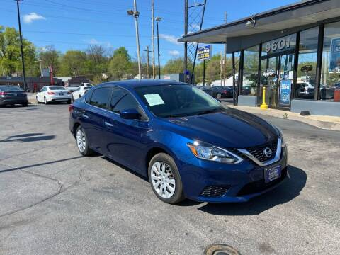 2017 Nissan Sentra for sale at Smart Buy Car Sales in St. Louis MO
