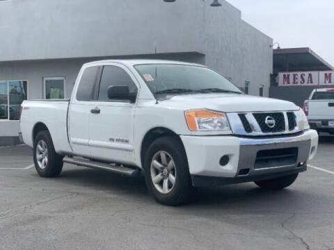 2015 Nissan Titan for sale at Brown & Brown Auto Center in Mesa AZ