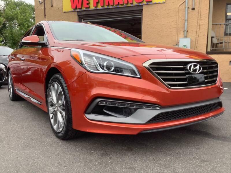 2015 Hyundai Sonata for sale at Active Auto Sales Inc in Philadelphia PA