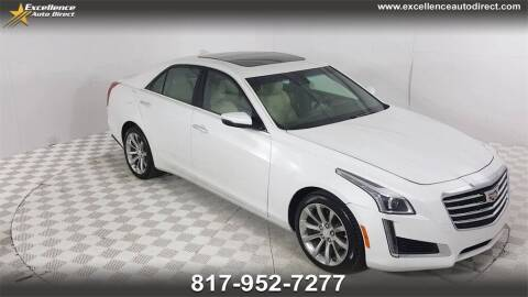 2019 Cadillac CTS for sale at Excellence Auto Direct in Euless TX