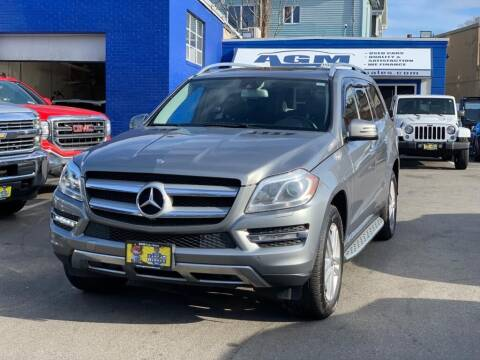 2015 Mercedes-Benz GL-Class for sale at AGM AUTO SALES in Malden MA