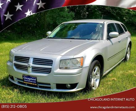 2008 Dodge Magnum for sale at Chicagoland Internet Auto - 410 N Vine St New Lenox IL, 60451 in New Lenox IL