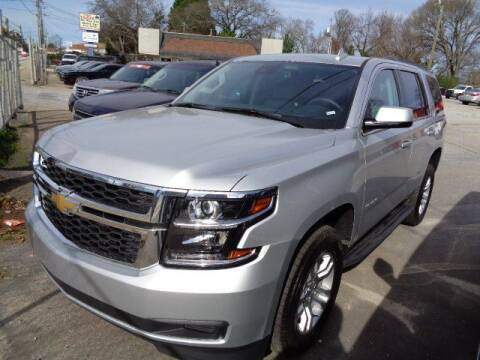 2020 Chevrolet Tahoe for sale at THE TRAIN AUTO SALES & RENTALS in Taylors SC