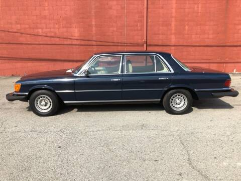 1980 Mercedes-Benz 450-Class for sale at ELIZABETH AUTO SALES in Elizabeth PA