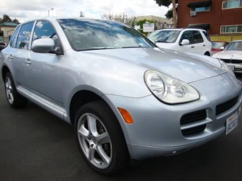 2005 Porsche Cayenne for sale at Auto Boomer Inc. in Sherman Oaks CA